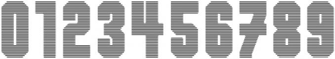 Dalmation Strips otf (400) Font OTHER CHARS