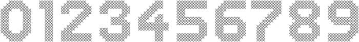 Dance Floor Net otf (400) Font OTHER CHARS