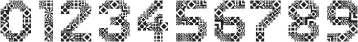Dance Floor Op Art Otf 400 Font What Font Is