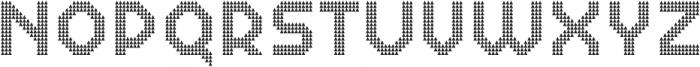 Dance Floor Triangles otf (400) Font UPPERCASE