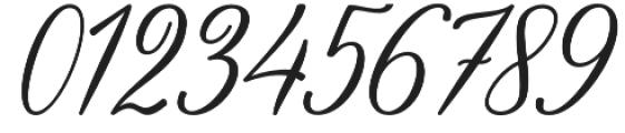 Dandelion Script Regular otf (400) Font OTHER CHARS