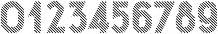 Danken Regular Lines Rounded otf (400) Font OTHER CHARS