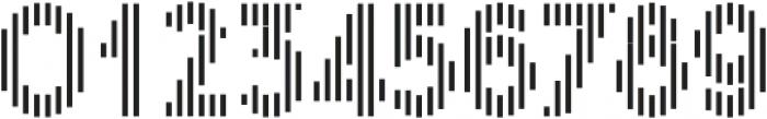Danken Vertical otf (400) Font OTHER CHARS