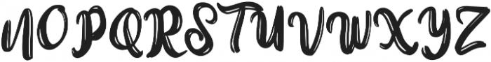 DareDarling otf (400) Font UPPERCASE