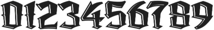 Dark Angel Underlight otf (300) Font OTHER CHARS
