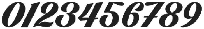 Dark Larch otf (400) Font OTHER CHARS