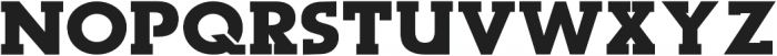 Dark Moon Serif Bold otf (700) Font UPPERCASE