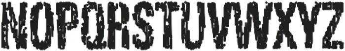 Dark Night AOE Regular otf (400) Font UPPERCASE