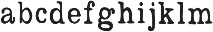 Dark Seas Regular ttf (400) Font LOWERCASE
