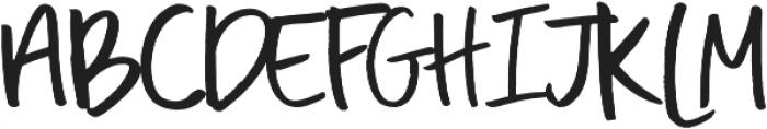 Dark Void Two otf (400) Font UPPERCASE