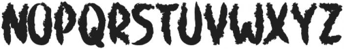 Darkling otf (400) Font UPPERCASE