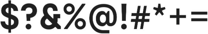 Dart 4F Medium otf (500) Font OTHER CHARS