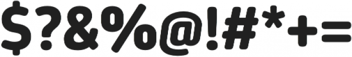 Darwin Pro Rd Bold otf (700) Font OTHER CHARS