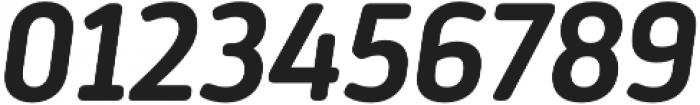 Darwin Pro Rd SemiBold It otf (600) Font OTHER CHARS