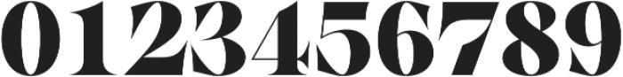 Dawnora Headline otf (700) Font OTHER CHARS