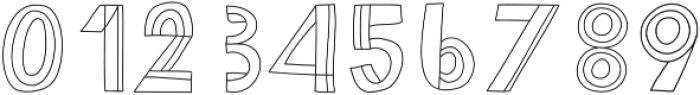 Dazey otf (400) Font OTHER CHARS