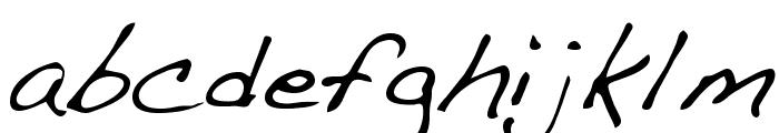 Dakota Regular Font LOWERCASE