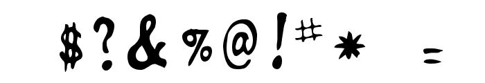 Dana Regular Font OTHER CHARS