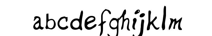 Dana Regular Font LOWERCASE