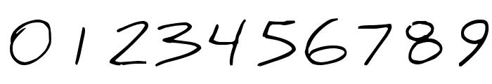 Daniel Regular Font OTHER CHARS
