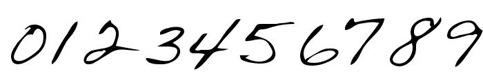 Dave Regular Font OTHER CHARS