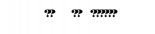Dark Stout Typeface Font LOWERCASE