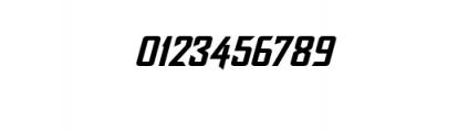 Dash Horizon Font OTHER CHARS
