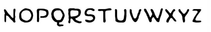DaiVernon Misdirect Font UPPERCASE
