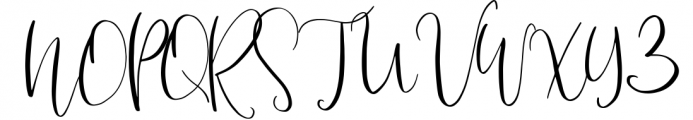 Dannyfootto///handlettered font Font UPPERCASE