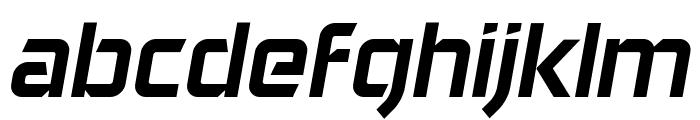 DAGGERSQUARE-OBLIQUE Font LOWERCASE