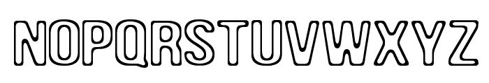 DAM Font UPPERCASE