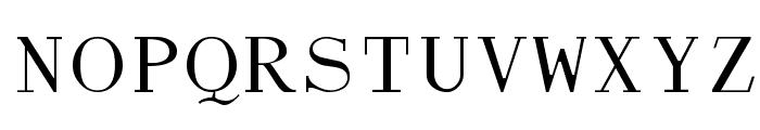 Dactylographe Font UPPERCASE
