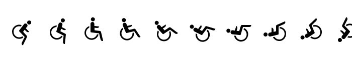 DadadaBats Font OTHER CHARS