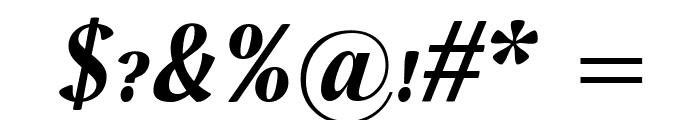 Dai Banna SIL Book Bold Italic Font OTHER CHARS