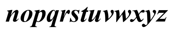 Dai Banna SIL Book Bold Italic Font LOWERCASE