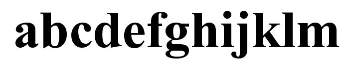 Dai Banna SIL Light Bold Font LOWERCASE