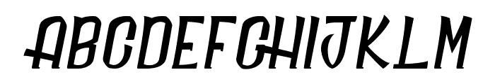 Daily Quantum  Font UPPERCASE