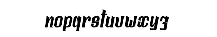 Daily Quantum  Font LOWERCASE
