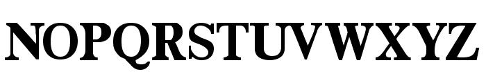 DailyPlanet Black Font UPPERCASE