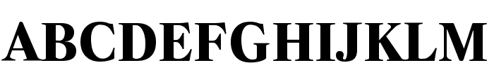 Dairantou Regular Font UPPERCASE