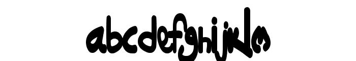 Dakinizazi Font LOWERCASE