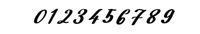 Dakota Artha Italic Font OTHER CHARS