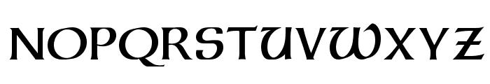Dalelands Uncial Font UPPERCASE