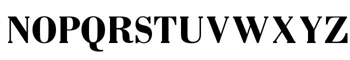 DallaTerrazza-Bold Font UPPERCASE