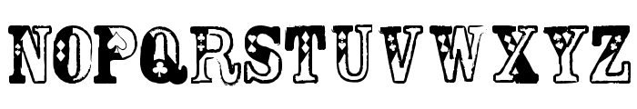 Dama Bubey Normal Font LOWERCASE