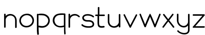 Damai Pelajar Normal Font LOWERCASE