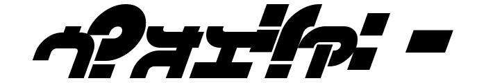 DanceMixN Font OTHER CHARS