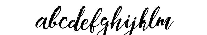 Dandeleon Vintage Demo Font LOWERCASE