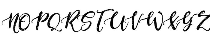 DandeleonVintageDemo Font UPPERCASE