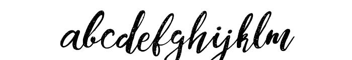 DandeleonVintageDemo Font LOWERCASE
